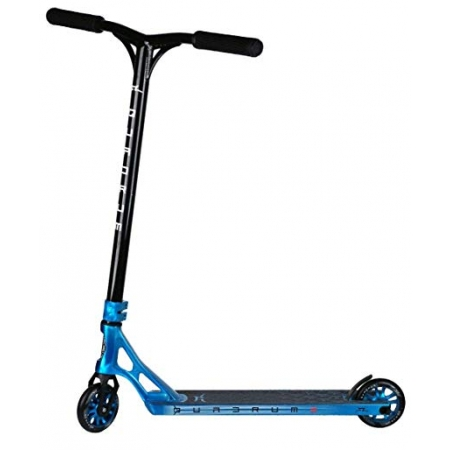AO Scooters Quadrum 3 Pro / Blue - Black