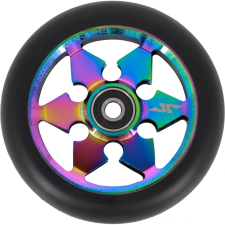 JP  Ninja 6-Spoke - 10mm / Neochrome