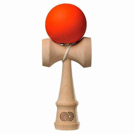 Kendama USA - Kaizen Beech Wood Burnt Orange