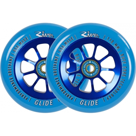 River Glide / Blue On Blue